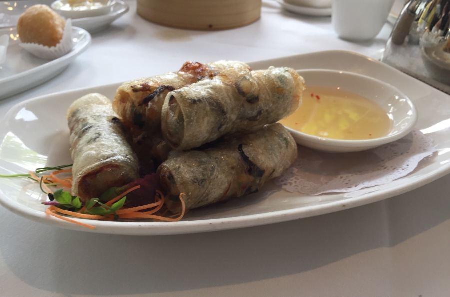 Fried Vietnamese Spring Roll Recipe